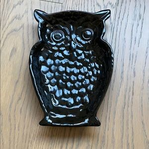 Other - Black Owl Tray